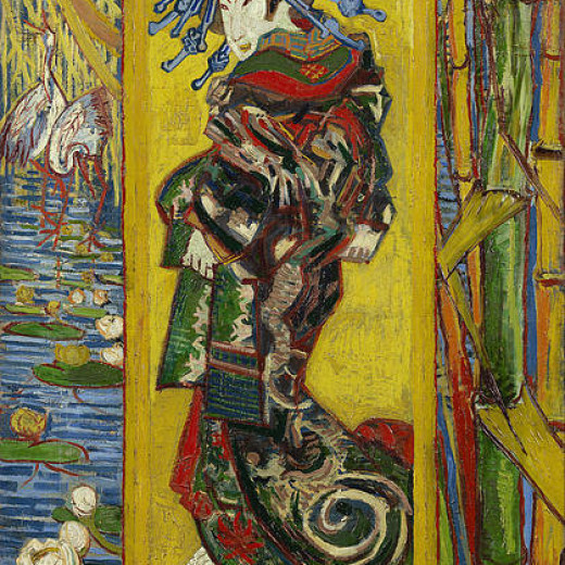 1-courtesan-vincent-van-gogh
