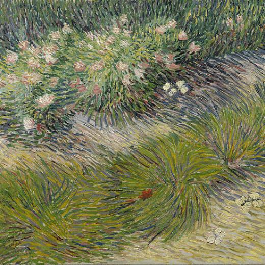 1-grass-and-butterflies-vincent-van-gogh