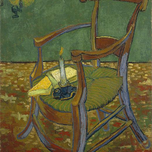 2-gauguins-chair-vincent-van-gogh