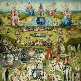 The Garden Of Earthly Delights Print