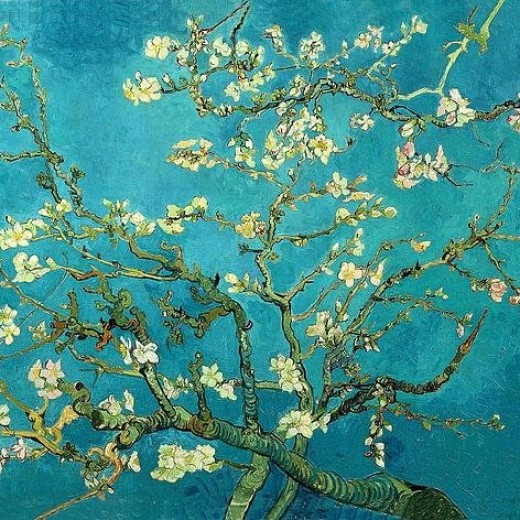 Vincent Van Gogh Olive Orchard u2013 Masterpieces Of Art