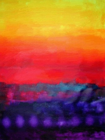 Philip Bowman Evening Colors Print