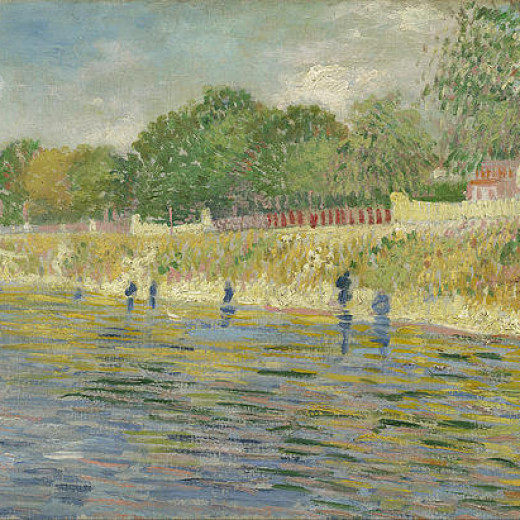 3-bank-of-the-seine-vincent-van-gogh