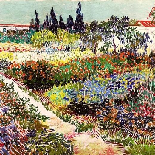 4-garden-at-arles-vincent-van-gogh
