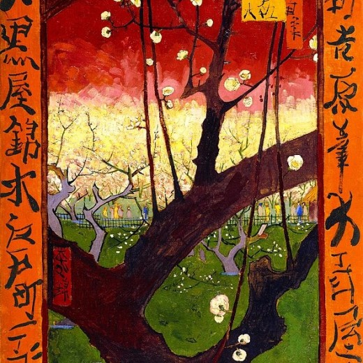 5-flowering-plum-tree-vincent-van-gogh