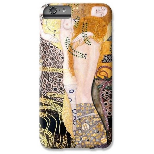 Gustav Klimt Water Serpents I iPhone 6 Plus Case
