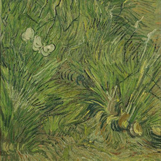 garden-with-butterflies-vincent-van-gogh