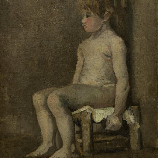 nude-girl-seated-vincent-van-gogh