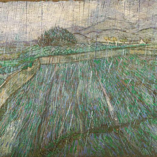 wheat-field-in-rain-vincent-van-gogh