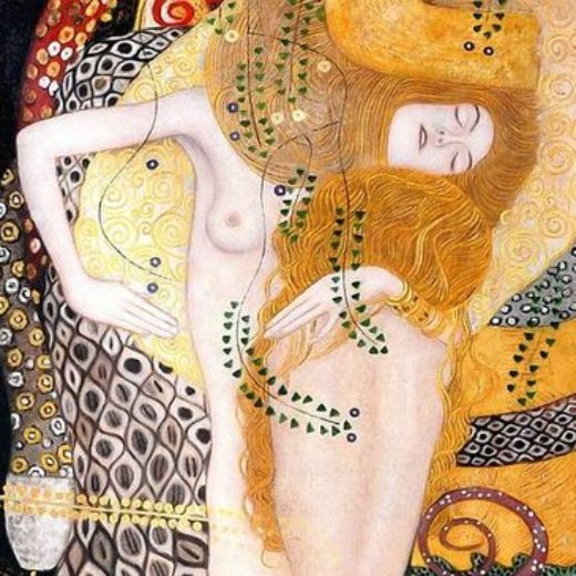1-water-serpents-i-gustav-klimt