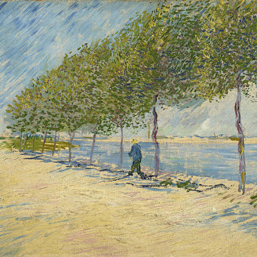 2-along-the-seine-vincent-van-gogh