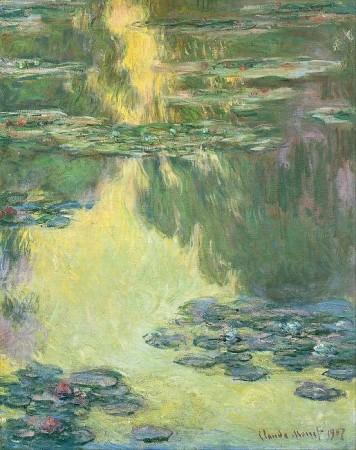 Water Lilies Print