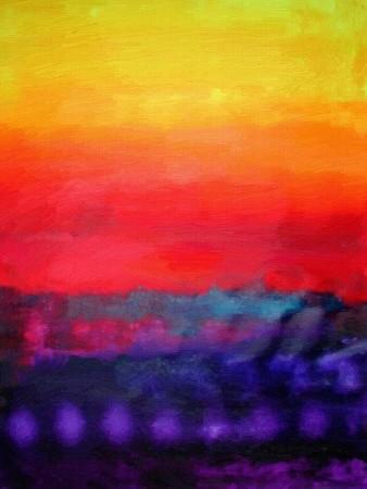 Philip Bowman Evening Colors Print