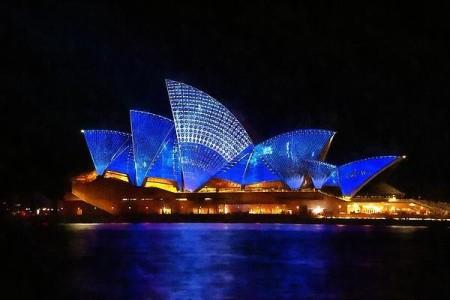 Opera House Sydney Australia Print