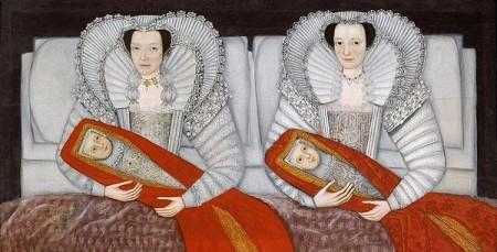 The Cholmondeley Ladies Print