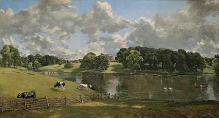 Wivenhoe Park Essex Print