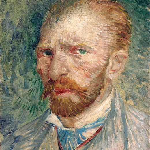 28-self-portrait-vincent-van-gogh