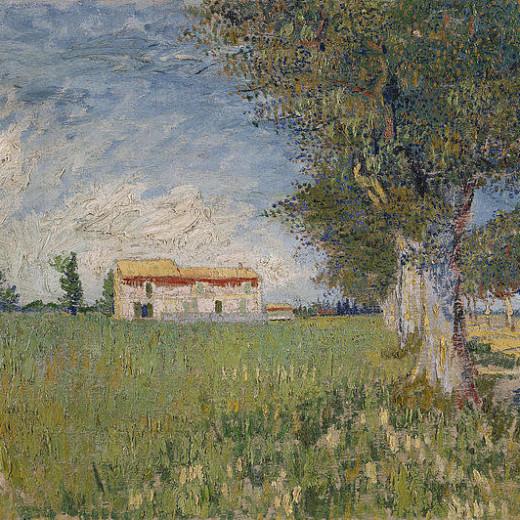 3-farmhouse-in-a-wheat-field-vincent-van-gogh