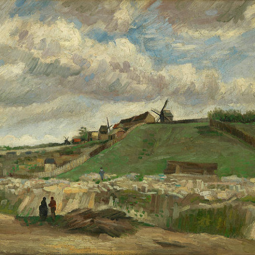 4-the-hill-of-montmartre-with-stone-quarry-vincent-van-gogh