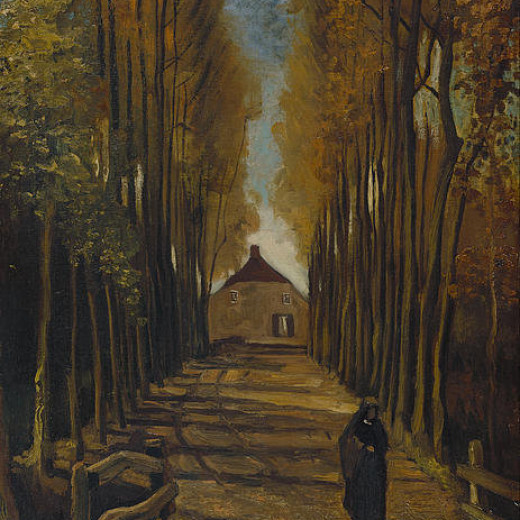 avenue-of-poplars-in-autumn-vincent-van-gogh