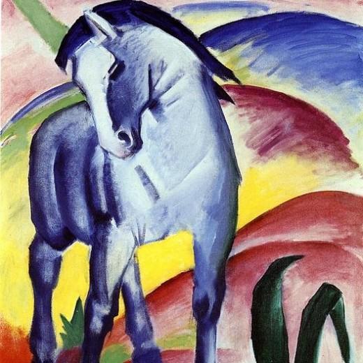 blue-horse-franz-marc