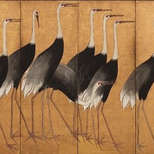 cranes-ogata-korin