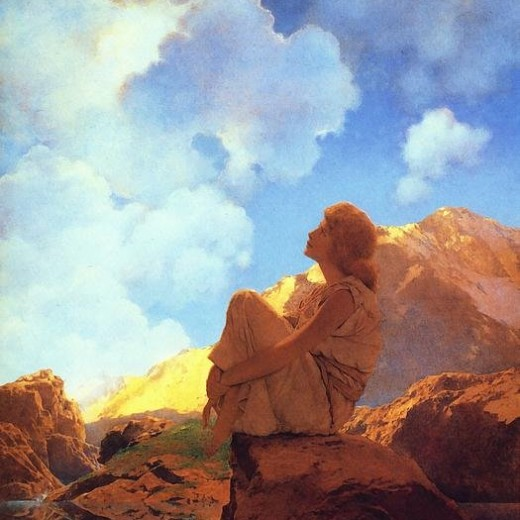 morning-spring-maxfield-parrish