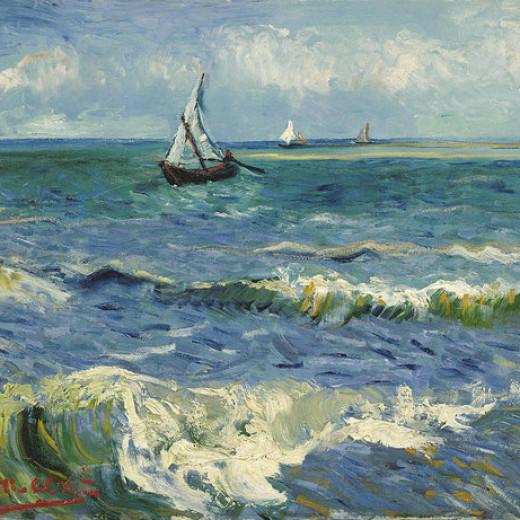 seascape-vincent-van-gogh