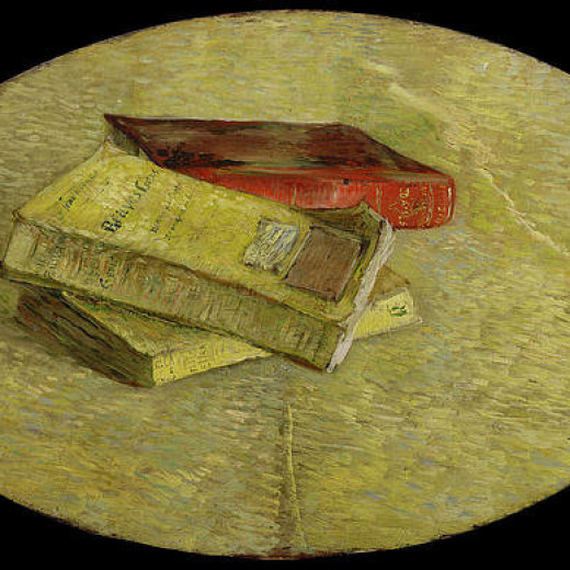 three-books-vincent-van-gogh